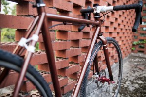 cyclocross deda fillet brazing vittoria brown white