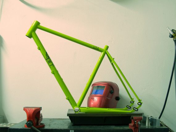 gravel bice bicycles handmade bespoke tig
