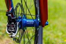 Divide OffRoad Gravel Steel Bice Bicycle hope