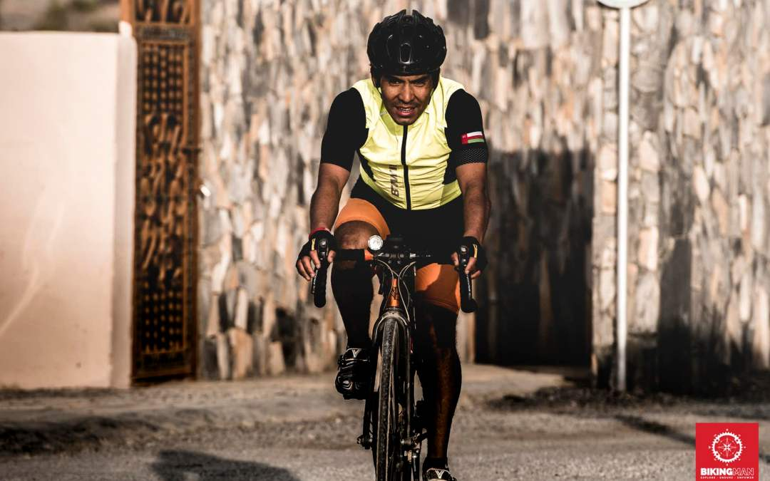 INTERVIEW: Rodney wins Bikingman Oman on a Bice Bicycle