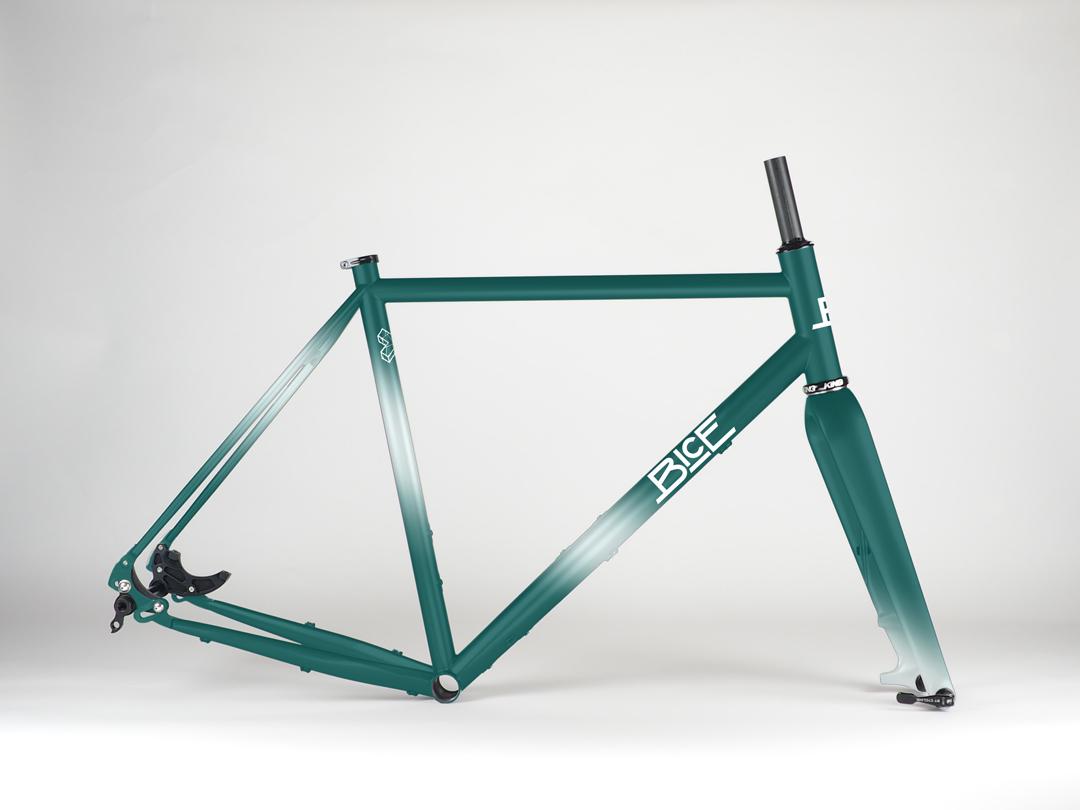Bice Bicycles - Croce - Custom Steel Cyclocross Racing Frame
