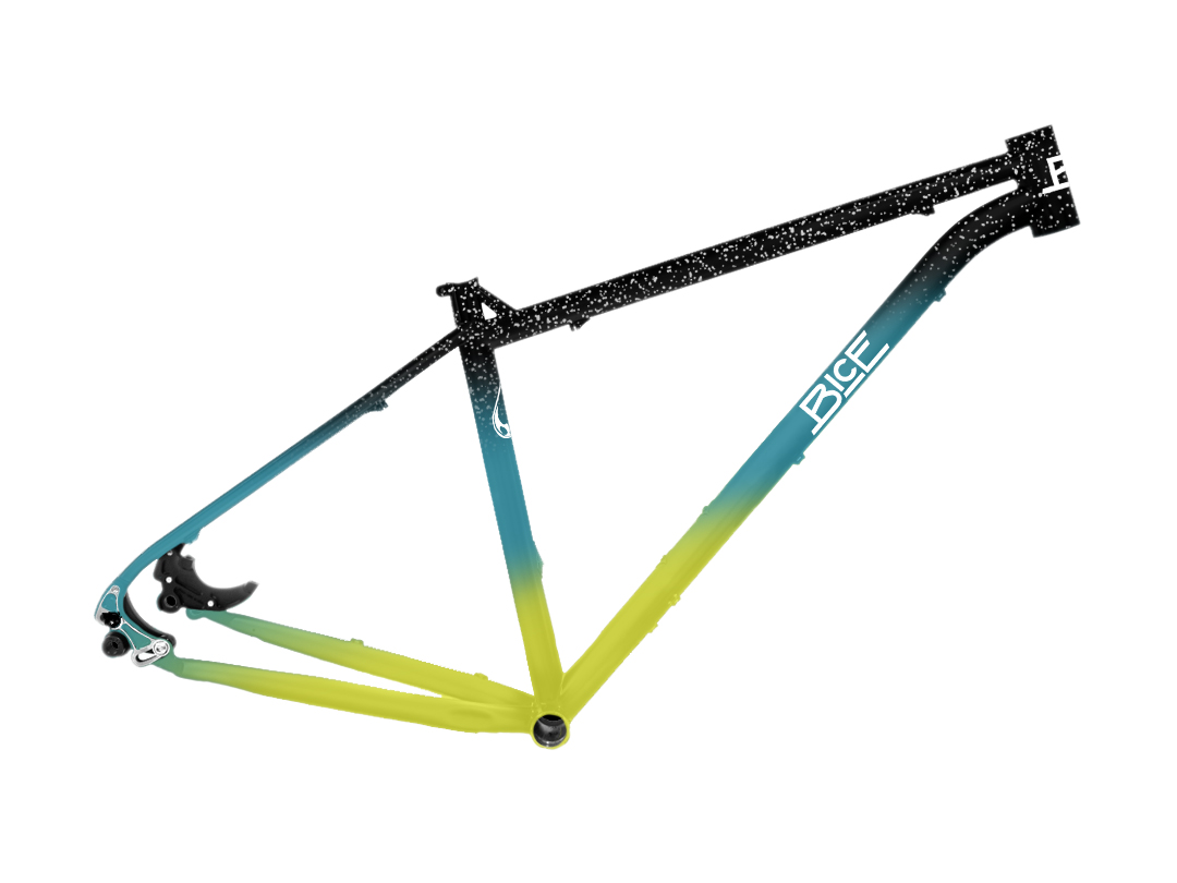 Bice Bicycles - Petricore 29er Steel Hardtail Trail MTB
