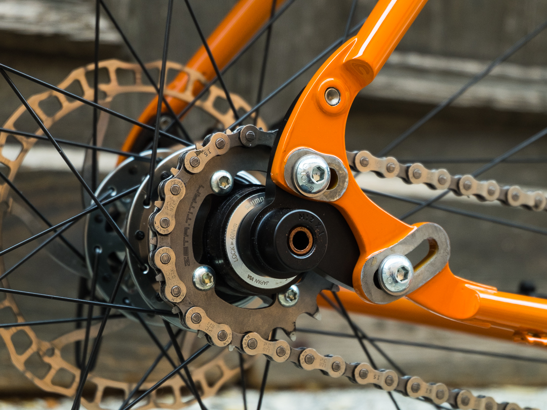 Ramingo Full-Rigid Divide MTB - Bice Bicycles - Copyright Rosciglione