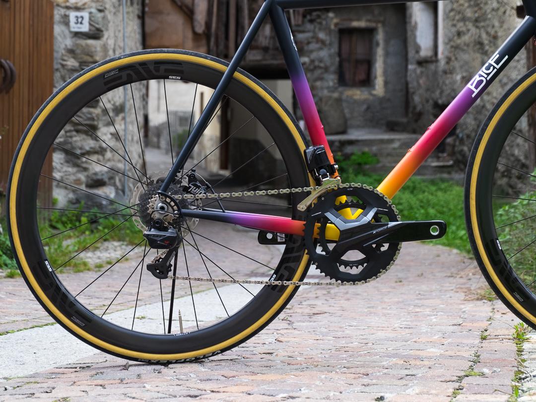 Sliver Complete FSA We Road Bike - Bice Bicycles - Copyright Rosciglione