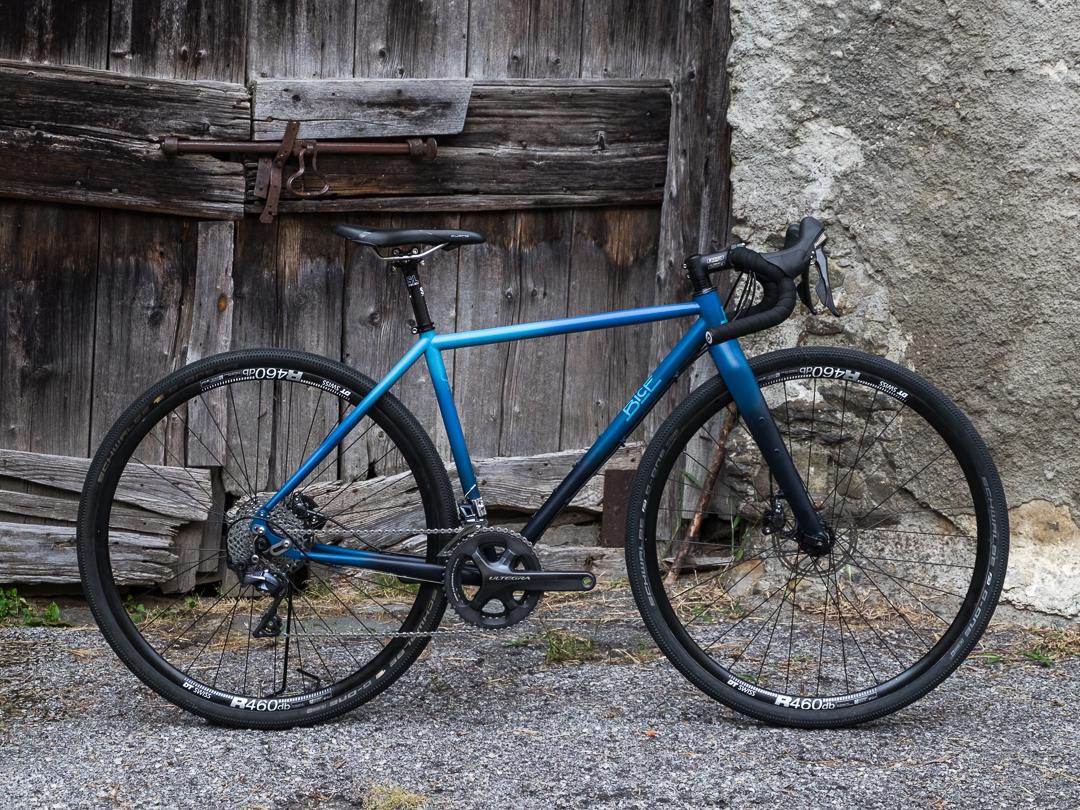 Bice Bicycles Custom Gravel Cyclocross Bikepacking