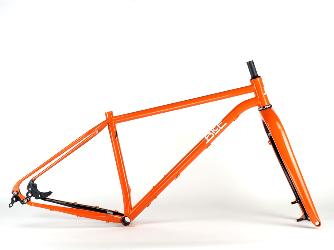 Wilder Fatbike - Bice Bicycles Custom Steel Frames