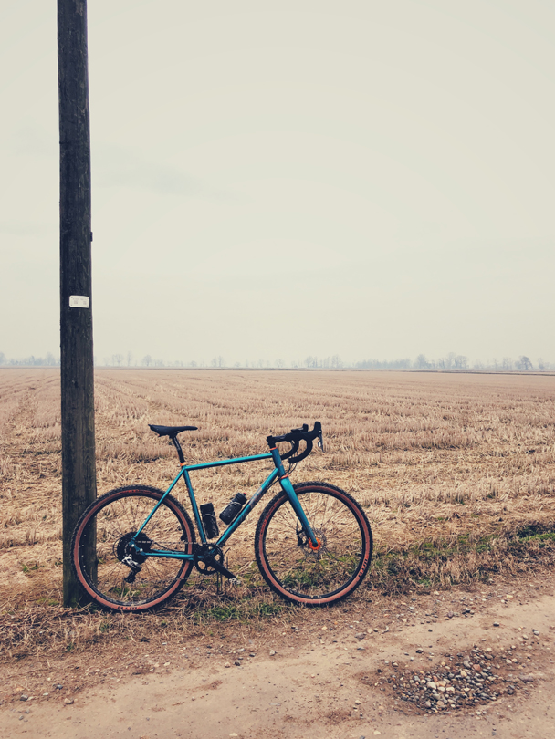 Talisman Bikepacking Gravel Complete Bike - Bice Bicycles