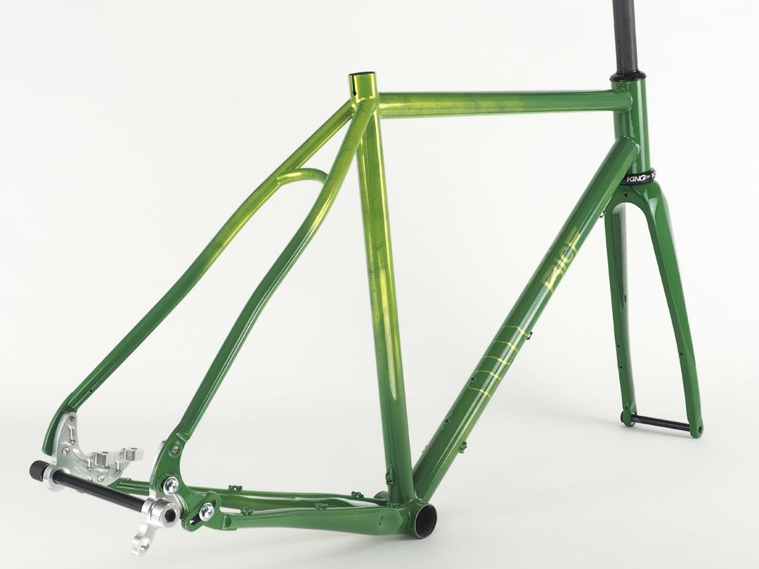 Talisman Bikepacking Gravel - Bice Bicycles