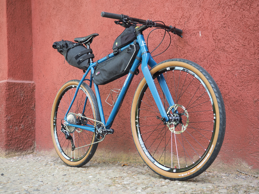 Ramingo Full-Rigid Divide MTB - Bice Bicycles