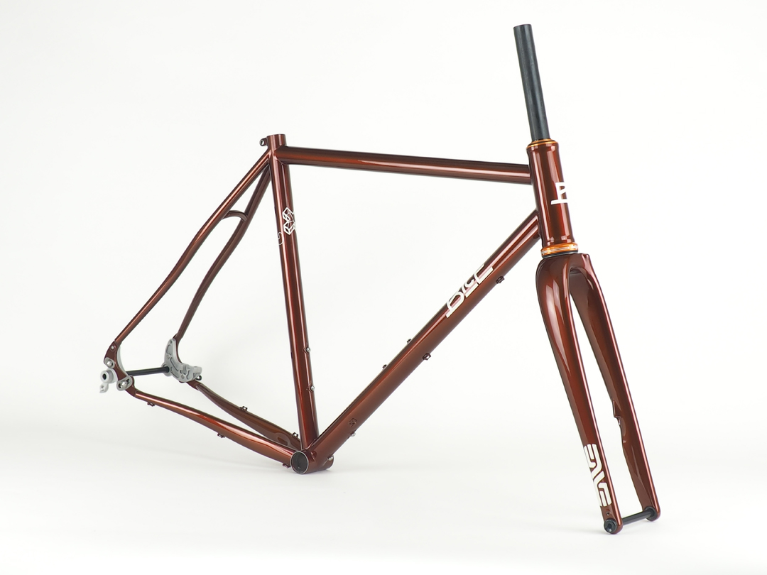 root beer croce cx gravel - Bice Bicycles