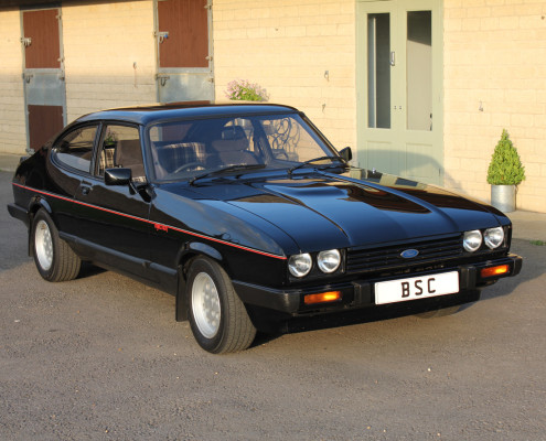 For Sale 1982 Ford Capri 28i  Sold  Bicester Sports