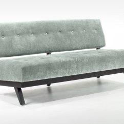 Single Armless Sofa Chair Modular Furniture Modern Chelsea Sofas