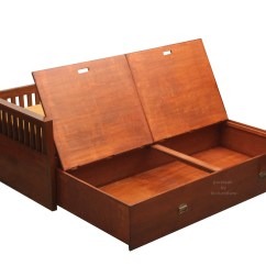 Wooden Sofa Bed Espresso Abstract Design Occasional Console Table Bookshelf With Storage Day In Teak
