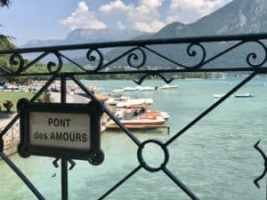 annecy pont des amours