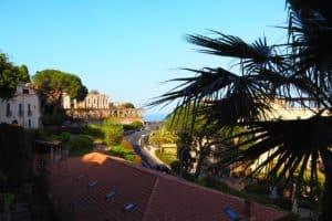 Villa Carlotta Taormina Sicile