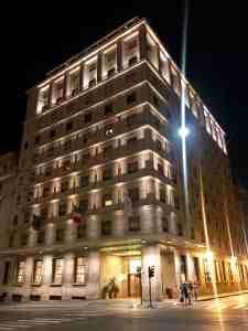 Mediterraneo Hotel Bettoja Rome