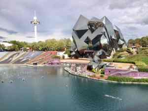 futuroscope parcs d'attractions