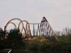Parc Asterix Paris parcs d'attractions