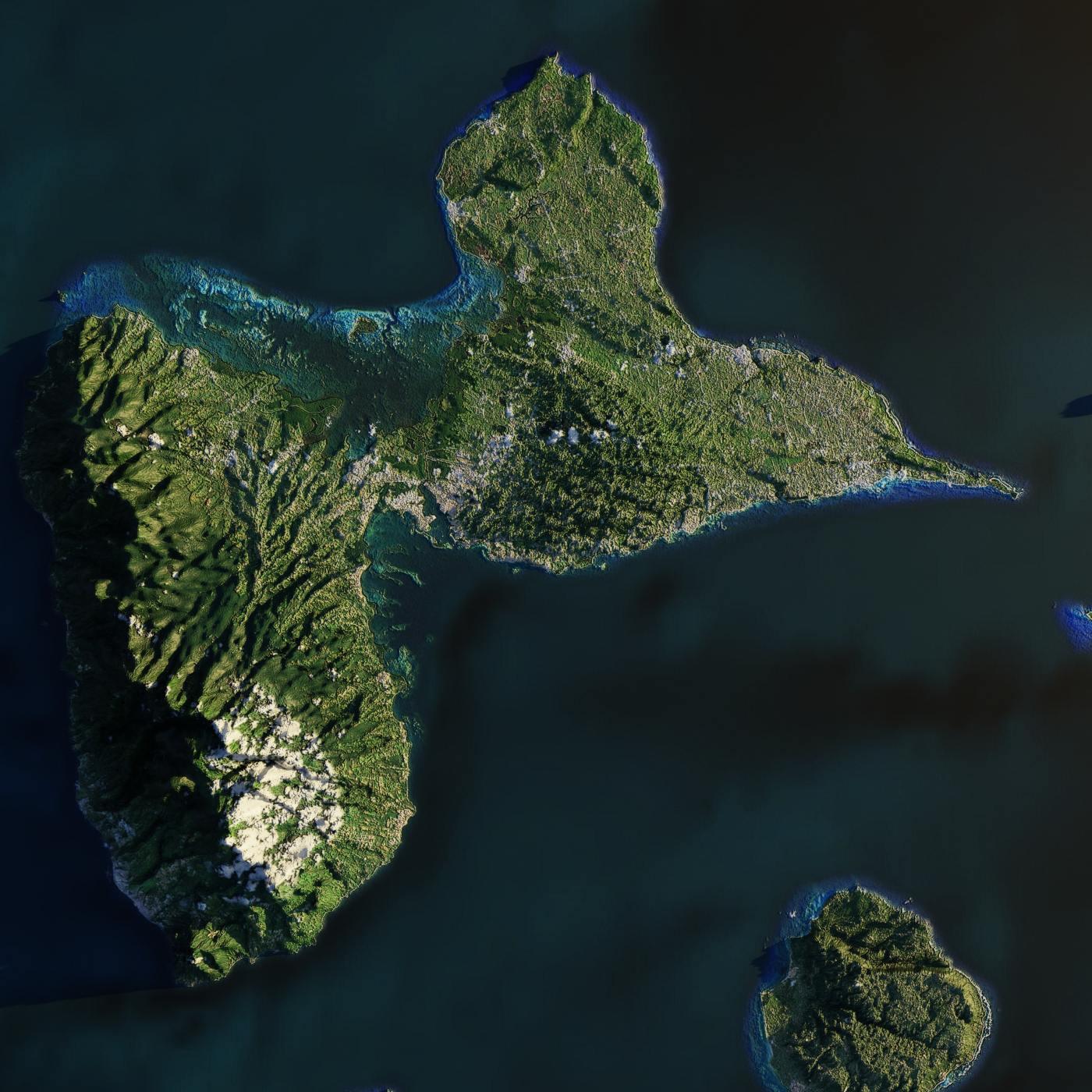 les plus belles choses à voir en Guadeloupe