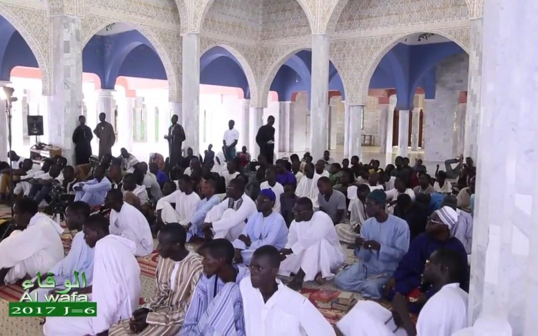 Alwafa Darou Mouhty 2017 J 6 Relation entre Religion et Politique   Inspecteur Serigne Sam Bousso