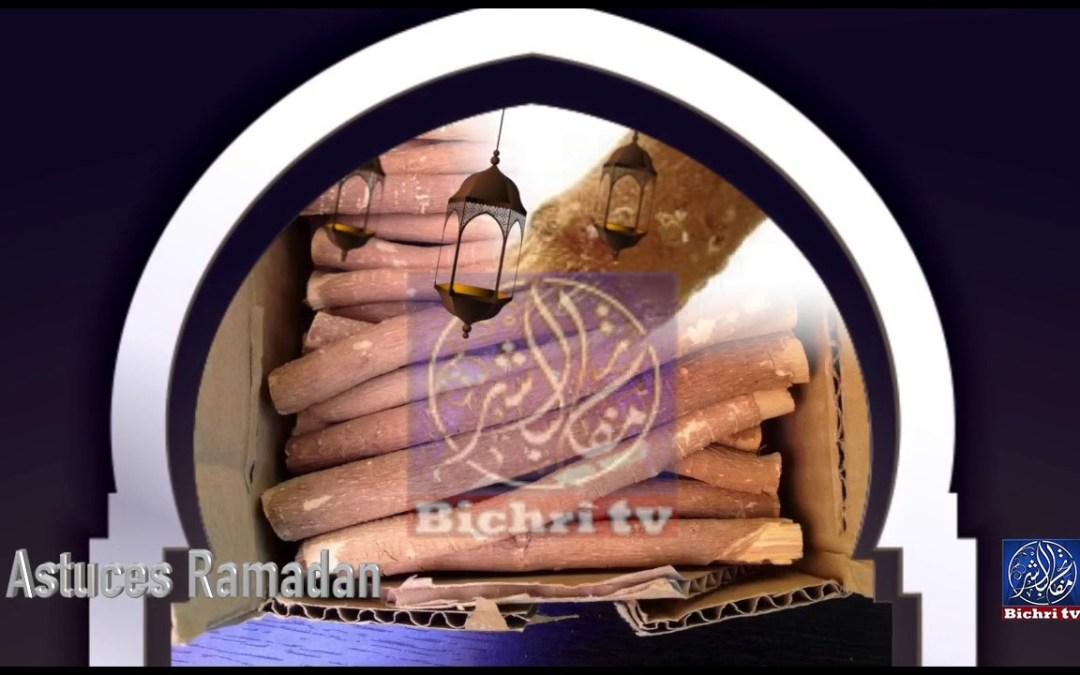 Astuces Ramadan Cure-dents