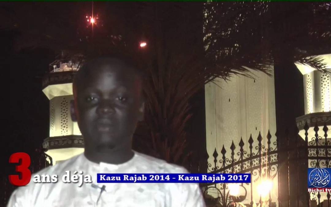 Bichri TV 3ans deja | Kazu Rajab 2014-Kazu Rajab 2017