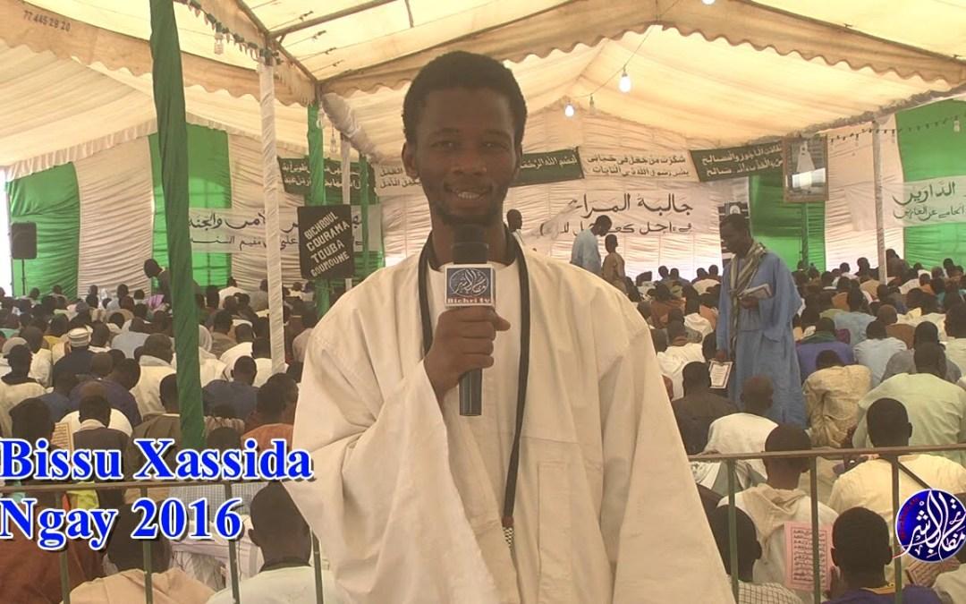 Bissu Xassida Ngay 2016 Bichri tv Partie1