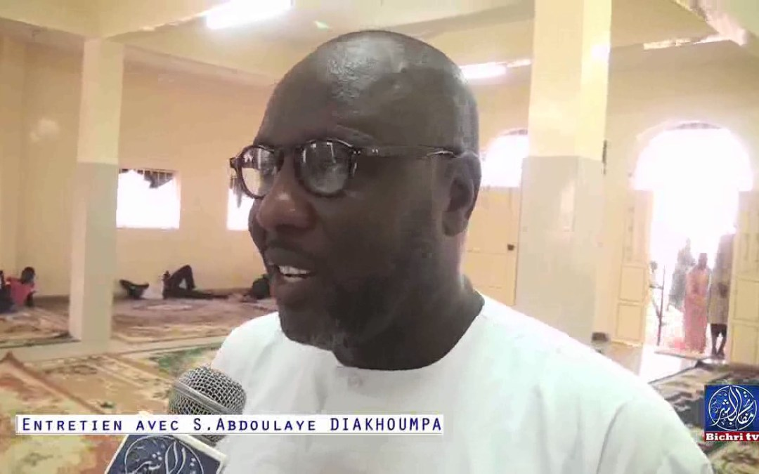 Entretien Avec Serigne Abdoulaye Diakhoumpa | Fulku Diourbel 2017 sur Bichri TV