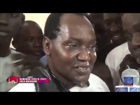 Foulkou Diourbel 2017| Entretien avec S Mountakha Gueye et le Maire de Diourbel Mr Malick Fall