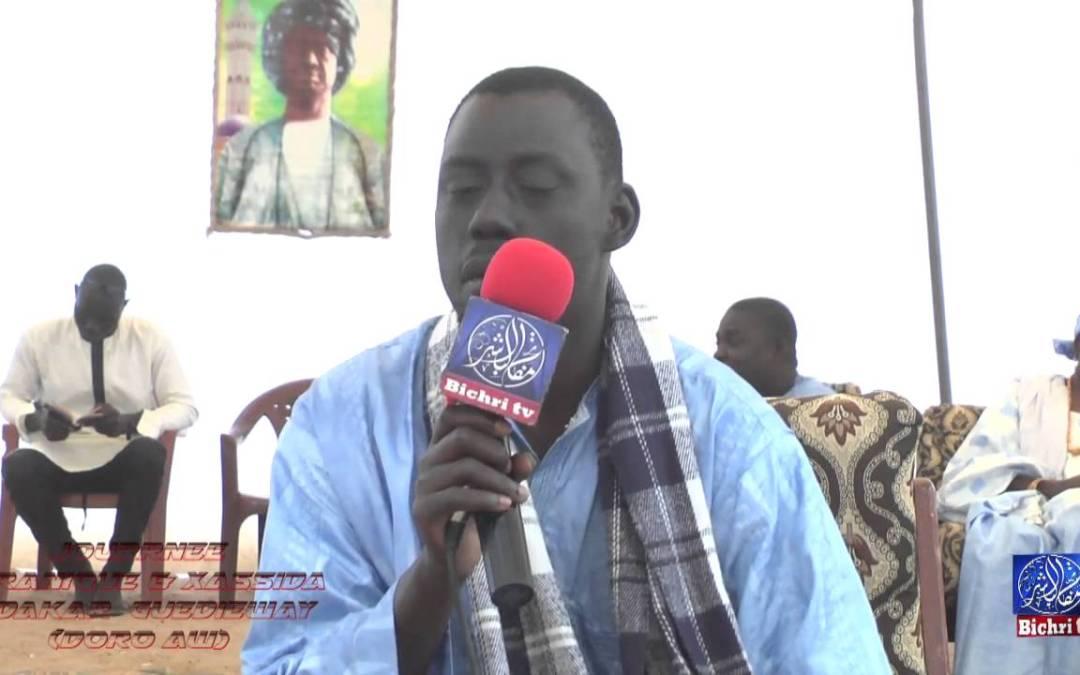 Journee Alkhourane et Khassida a Dakar Guediewaye
