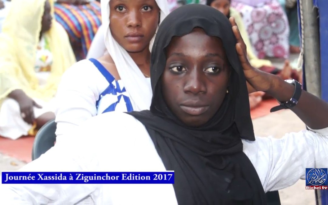 Journée Xassida à Ziguinchor Edition 2017 Radiass partie 2
