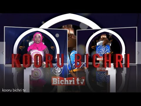LIVE | Kooru Bichri #13 Theme : La solidarite