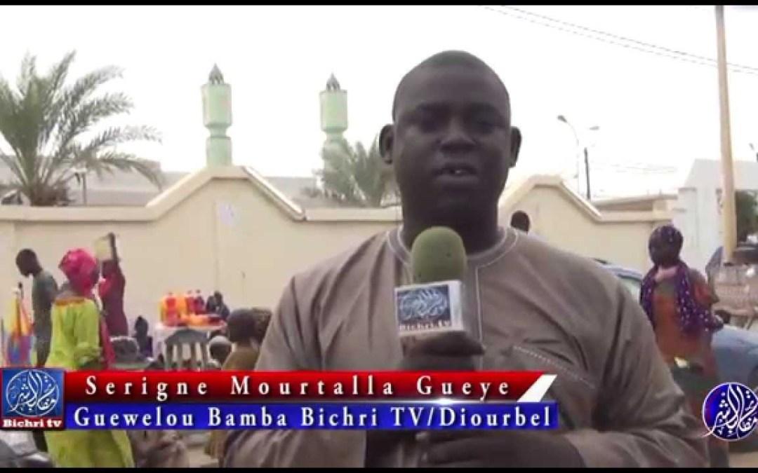 Magal Darou Khoudoss 2015 : ZIAR aupres des guide religieux
