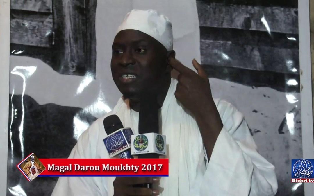 Magal Darou Mouhty 2017 | Entretien avec Serigne Ahmadou MBACKE  bichri TV