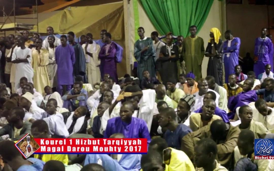 Magal Darou Mouhty 2017 | Kourel 1 Hizbut Tarqiyyah Mawahibu Nafih