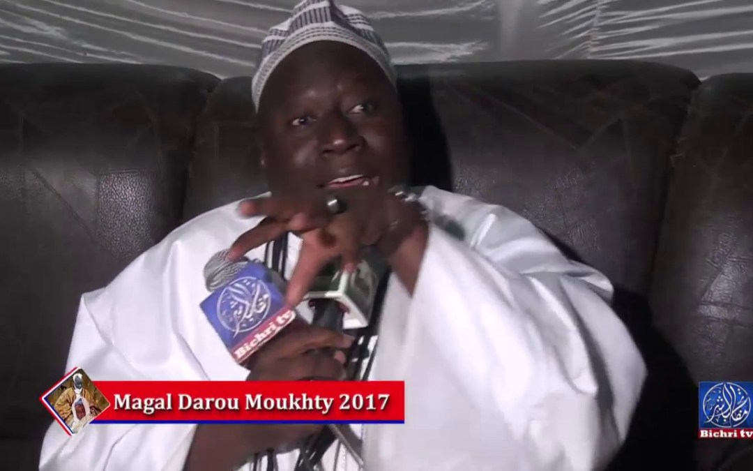 Magal Darou Moukhty 2017 Conference S Ganna Messere P2