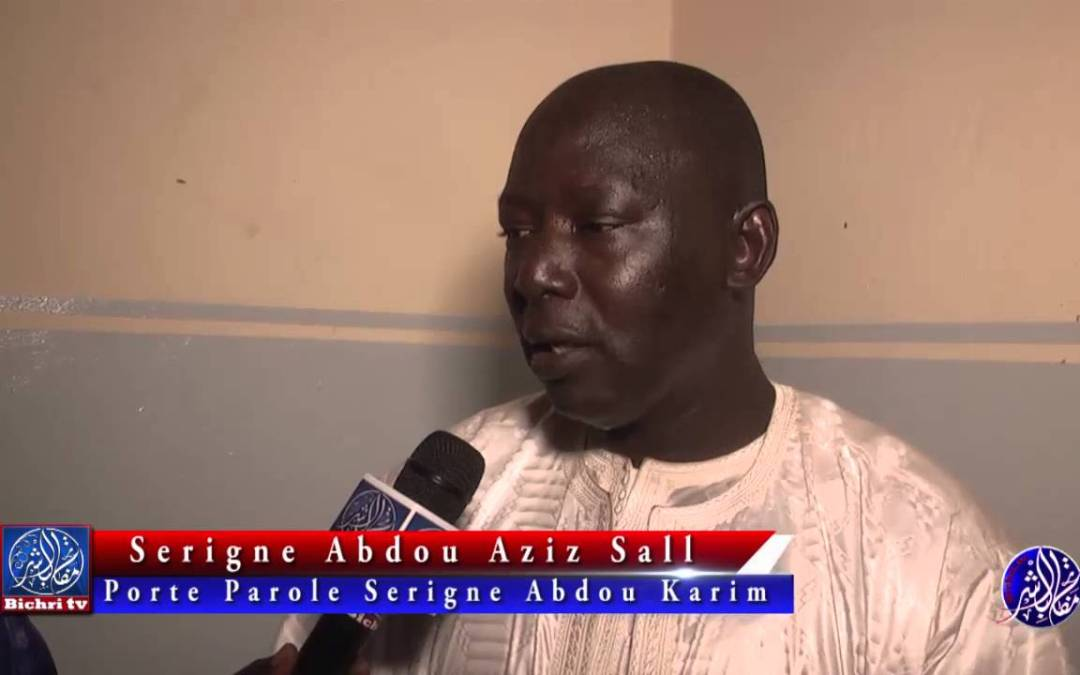 Magal Mbacke Cadior 2016 Ziar Keur Serigne Abdou Karim Aziz Bara Bichri TV