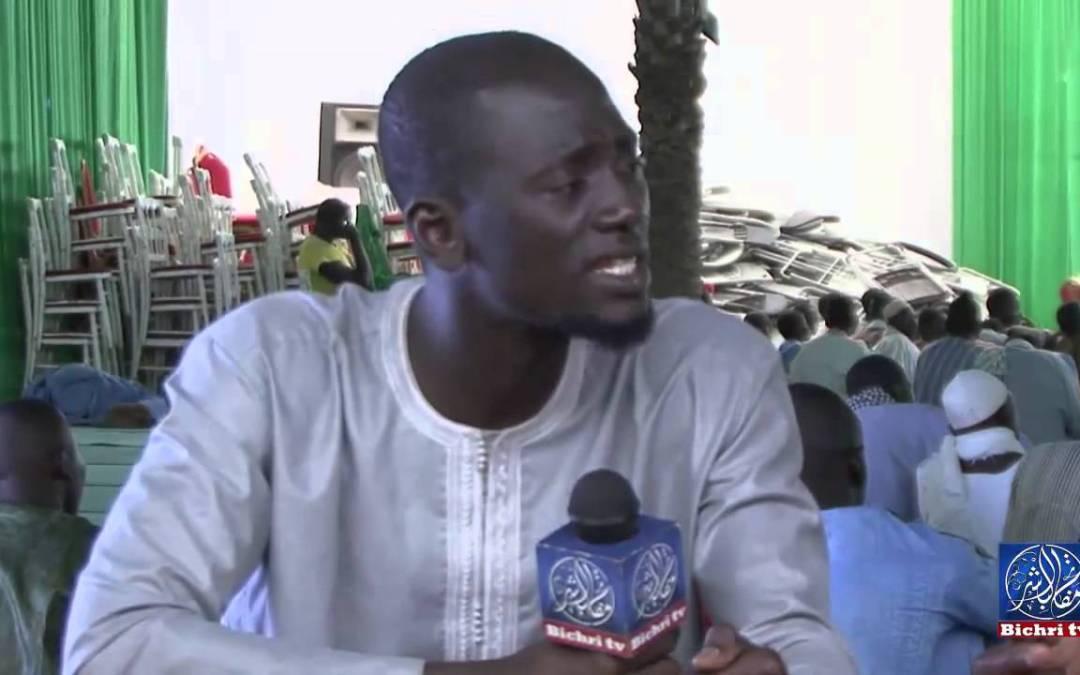 Plateau Kazu Rajab: Serigne  Mame Thierno Diop reçoit Serigne Fallou Diop