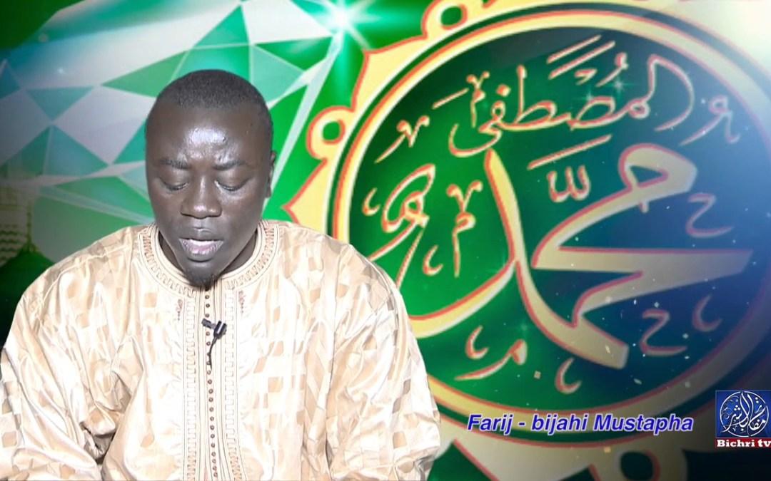 Rajass Farij Bijahi Mustapha par S  Babacar DIOUF