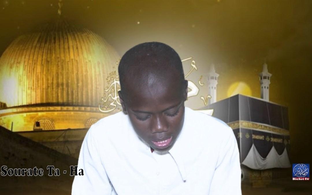 Récital de Coran  Mouhamad Bakhuom Bichri TV