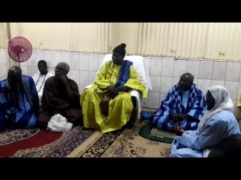S. Fallou Fall au Cameroun pour la Collecte des Haddiyah pour les Ndogou