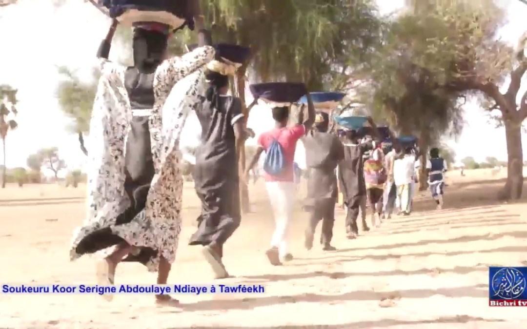 Soukeuru Koor Serigne Abdoulaye Ndiaye à Tawféekh