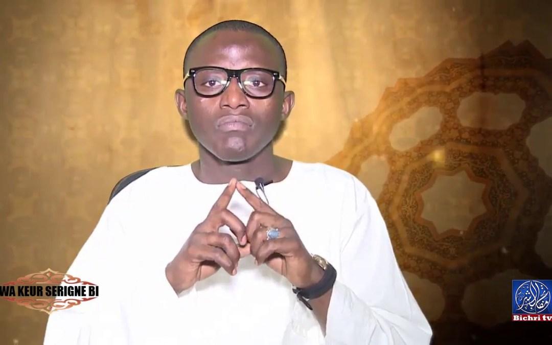 Wa keur Serigne bi | Edition Mame Thierno Birahim Mbacke Borom Darou Mouhty
