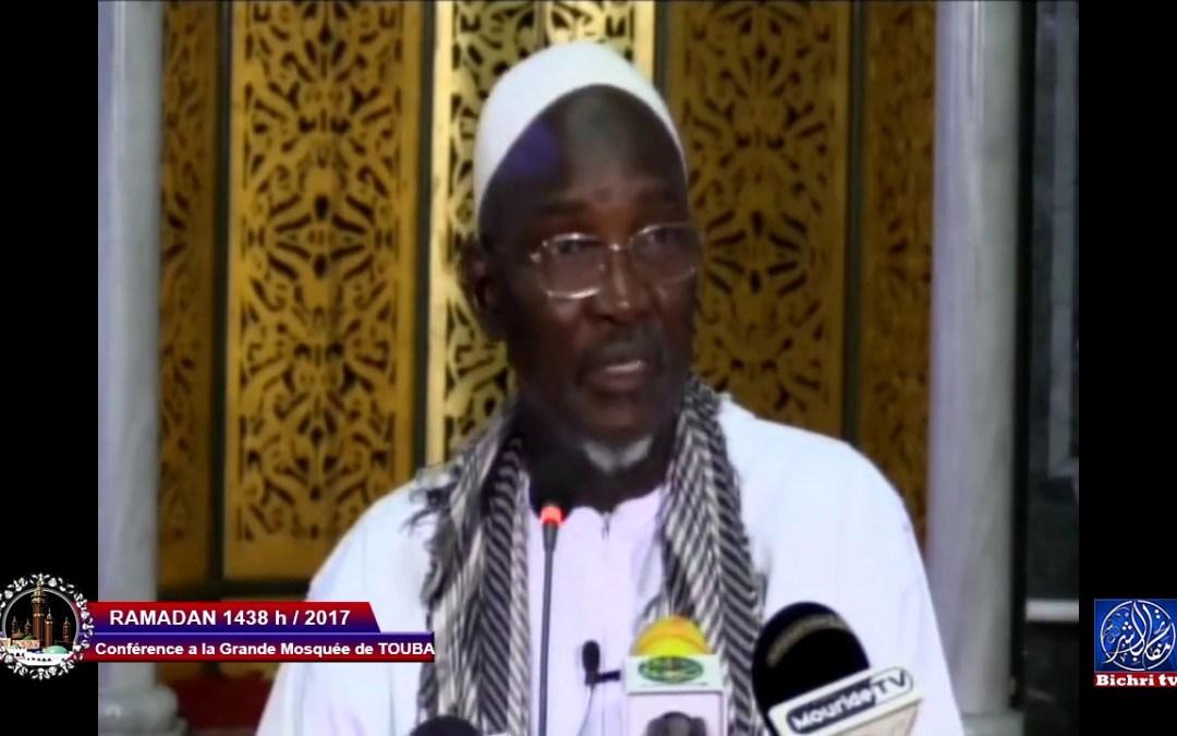 Waxtanu Koor 2017 Juma Touba Jour 04 | Fatwah Serigne Mbacke abdou Rahmane