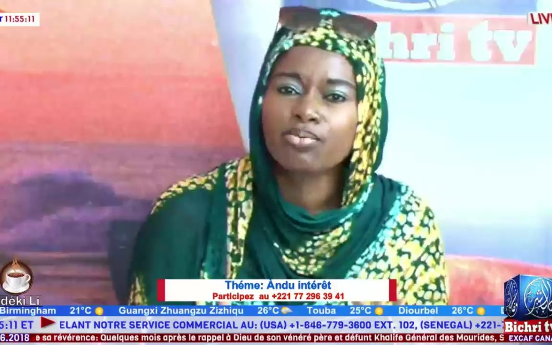 Mafatihul Bichri TV: LIVE | Emission Matinale Ndeki li #224 | Théme: Àndu intérêt