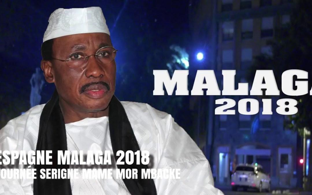 Journées Cheikh Ahmadou Bamba Europe 2018: Keur Serigne Touba de Malaga