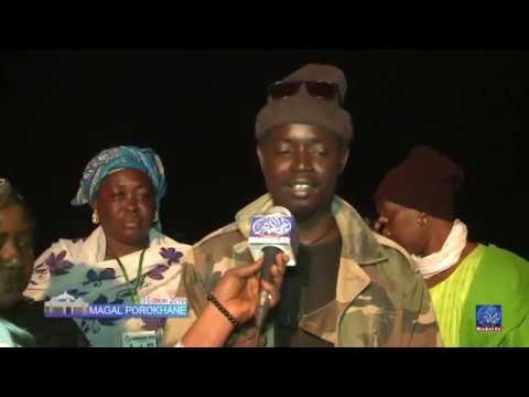 Magal Porokhane 2019 : Keur Mame Diarra Bousso Senegal et Diasporas