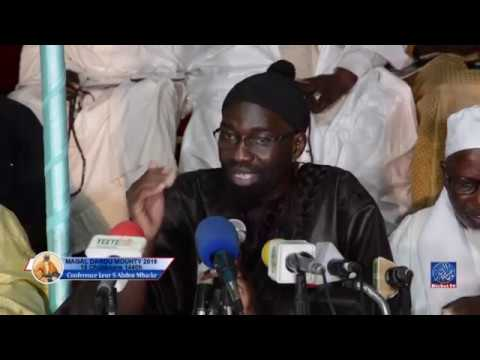 Magal Darou Mouhty 2019 | Conference sur Union des Tarikha Keur S Cheikh khady | babacar mboup