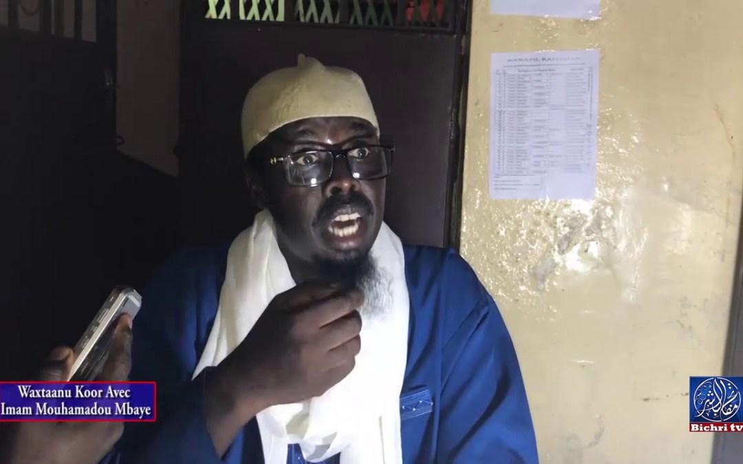 Waxtaanu Koor Avec Imam Mouhamadou Mbaye 6