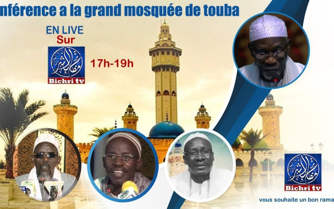 En Direct Grande Mosquée Touba J27 | Theme: Sàmmu deru nit ci lislam